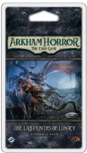 Arkham Horror : The Card Game- The Labyrinths of Lunacy Scenario Pack
